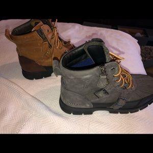 Polo Men Boots